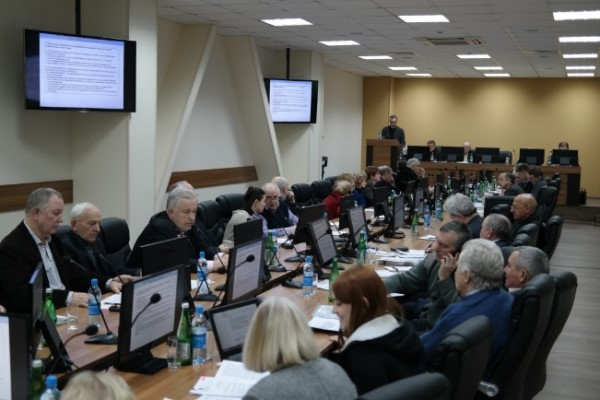 A meeting at the Ministry of Natural Resources and Environment of Russia was devoted to the state policy and regulation of the development of protected areas and the Baikal natural territory